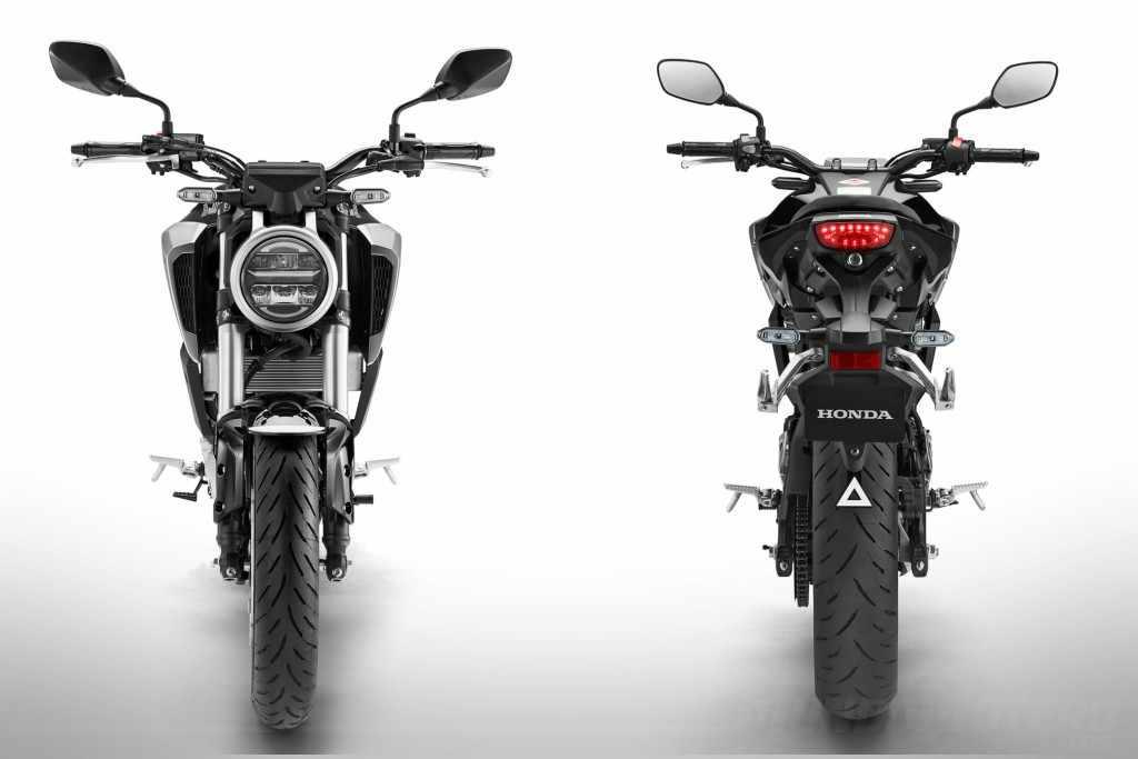 Novedades motos Honda 2018 - CB125R