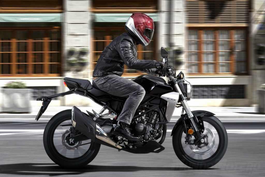 Novedades motos naked Honda CB300R 2018