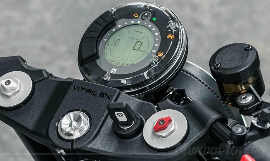 Novedades Motos Naked Husqvarna VITPILEN 701