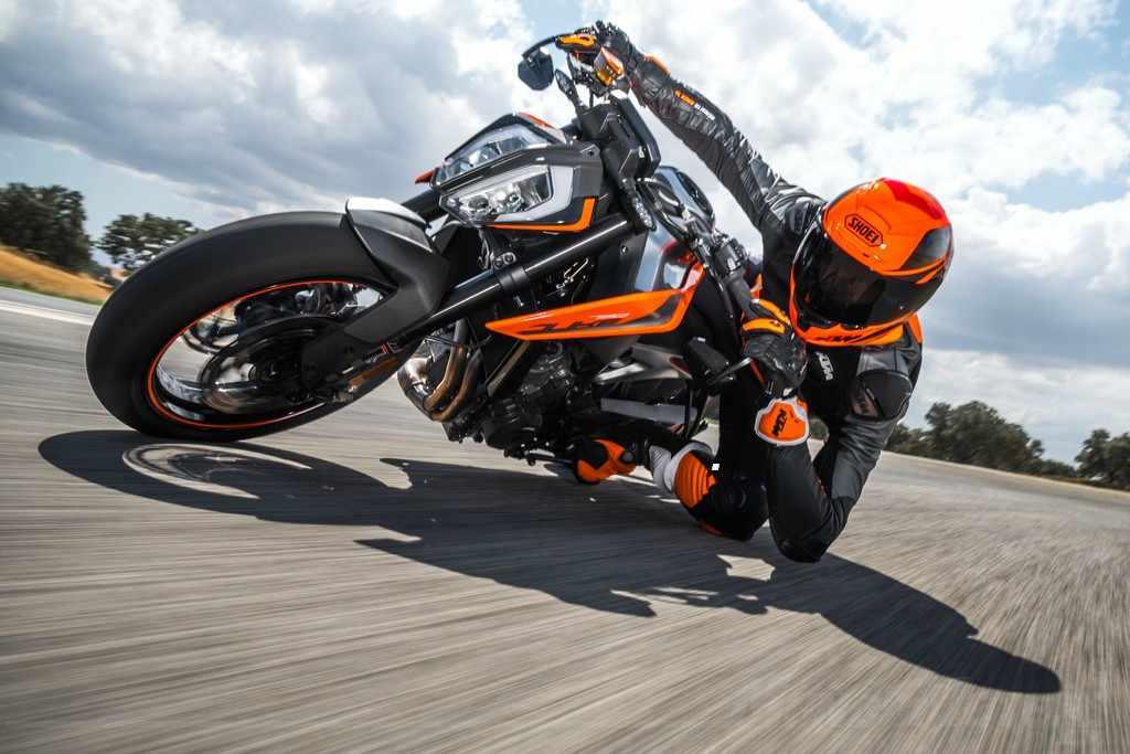 Novedades Motos Naked KTM 790 Duke