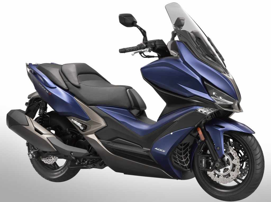 KYMCO Xciting 400 S 2018