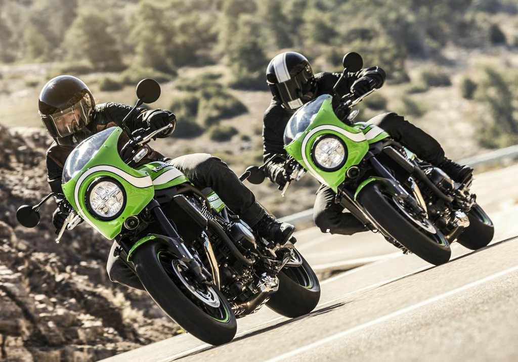 Novedades Motos Cafe Racer Kawasaki Z900RS Cafe