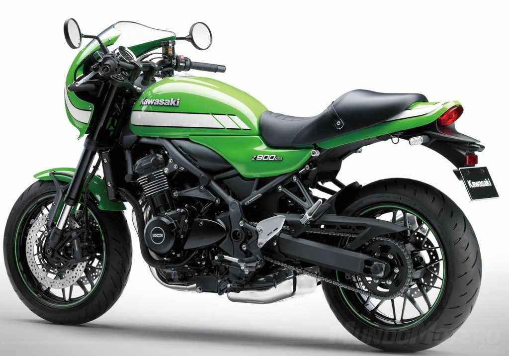 Novedades Motos Kawasaki Z900RS Cafe