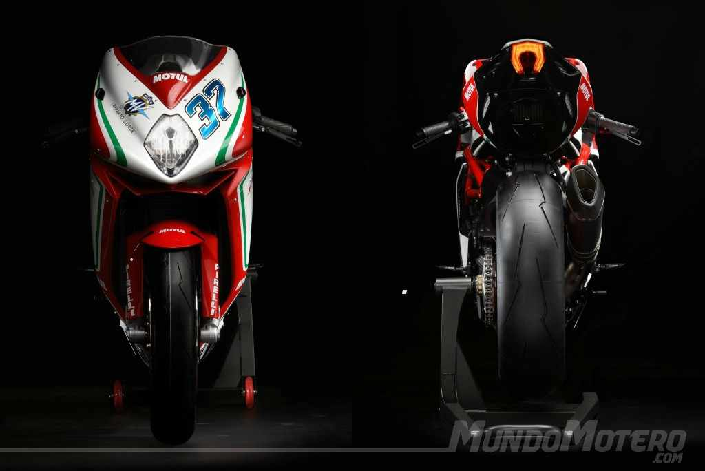 Novedades motos deportivas MV Agusta F3 675 RC 2018