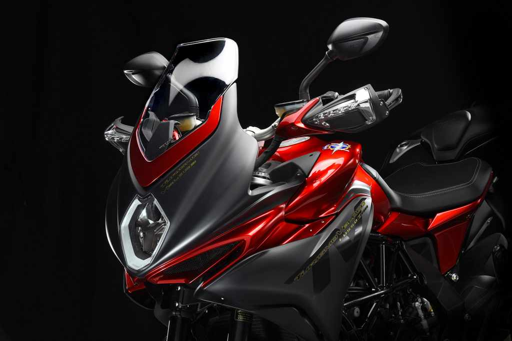 Novedades Motos MV Agusta Turismo Veloce 2018 Lusso