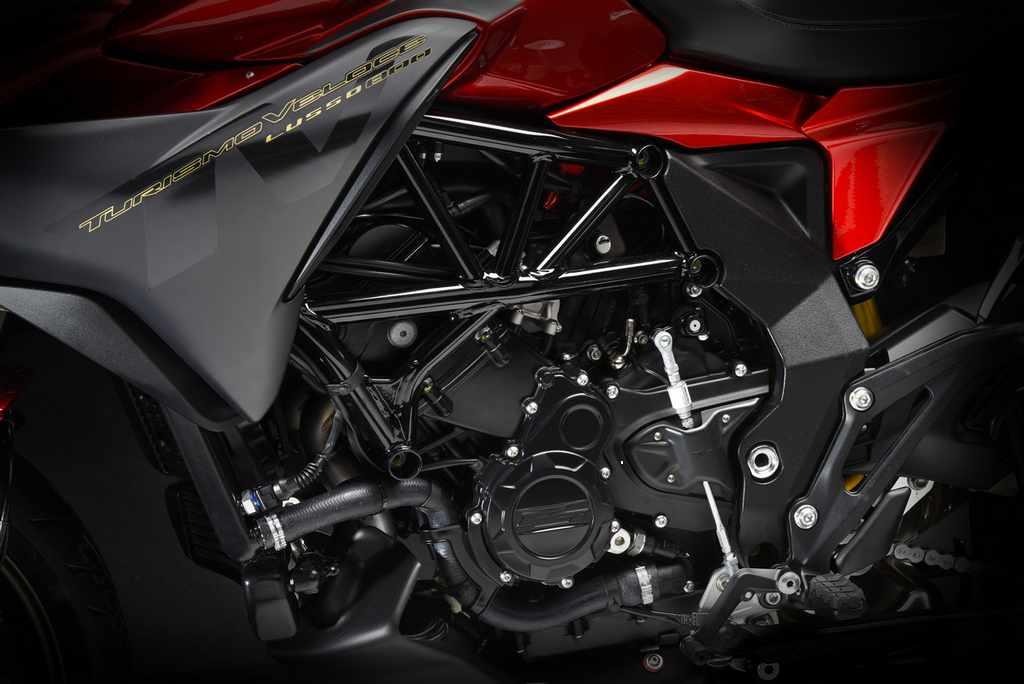 Novedades Motos Trail MV Agusta Turismo Veloce 2018 Lusso