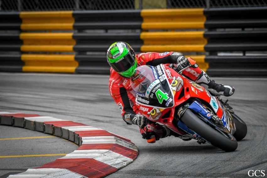 Macao GP 2017 - Glenn Irwin