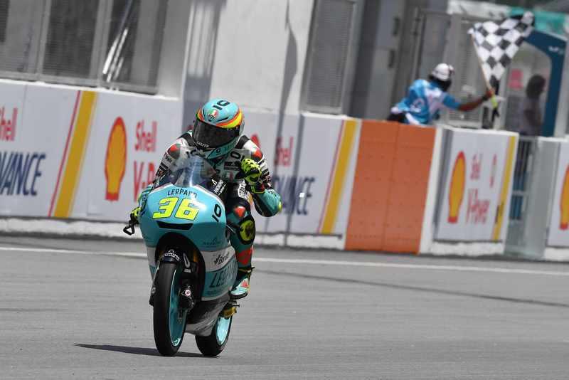 Moto3 Valencia 2017 - Gran Premio en Cheste