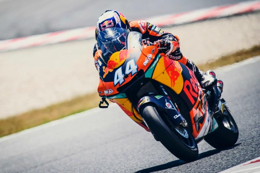 Moto2 Valencia 2017 - Miguel Oliveira