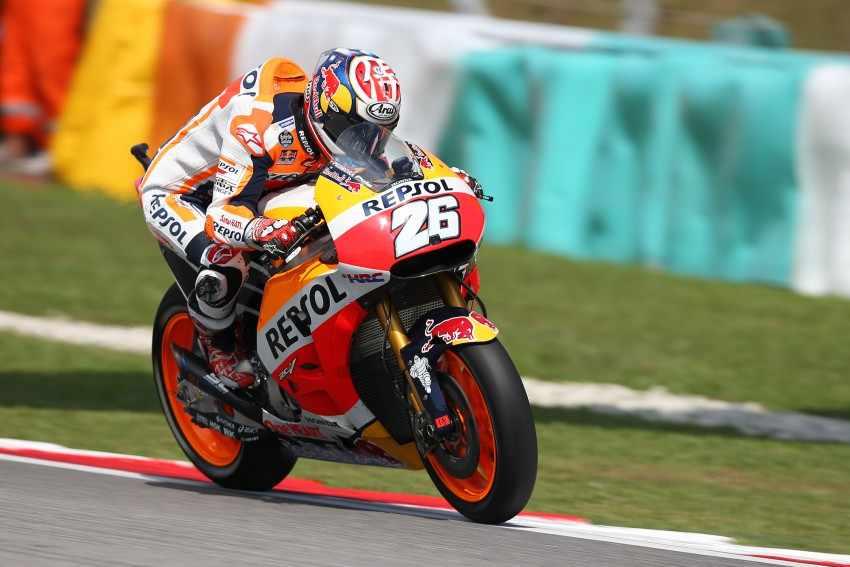 Dani Pedrosa - MotoGP Valencia 2017
