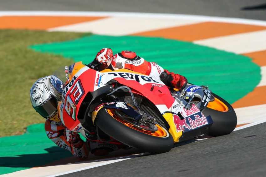 MotoGP Valencia 2017 - Marc Márquez
