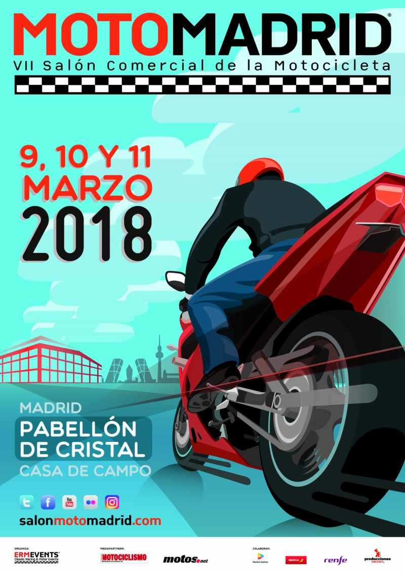 MotoMadrid 2018 - VII Salón Comercial de la Motocicleta