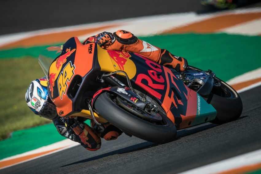 Pol Espargaro - MotoGP Valencia 2017