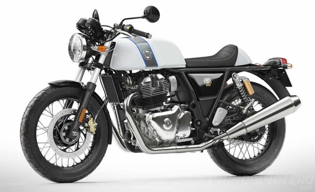 Royal Enfield Continental GT 650 2018