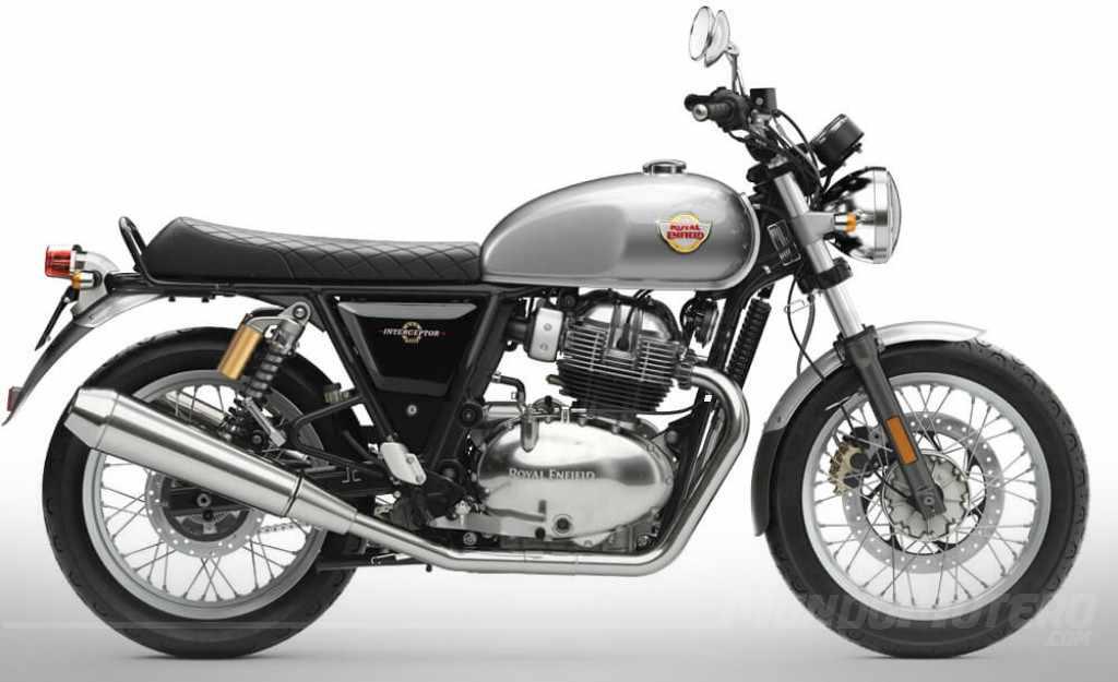 Novedades motos Royal Enfield Interceptor 2018
