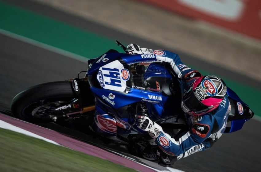 Supersport Qatar 2017 - Lucas Mahias se lleva la Superpole