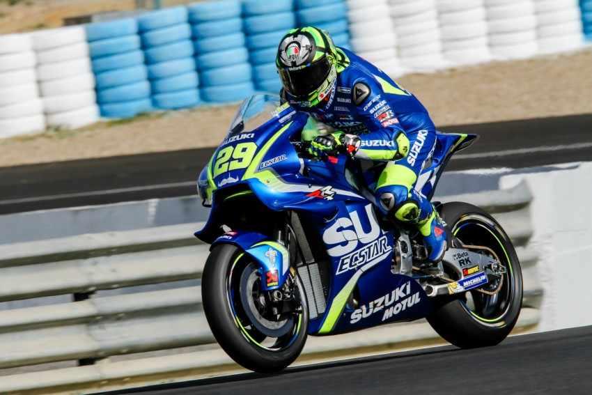 Test MotoGP Jerez 2018 - Andrea Iannone