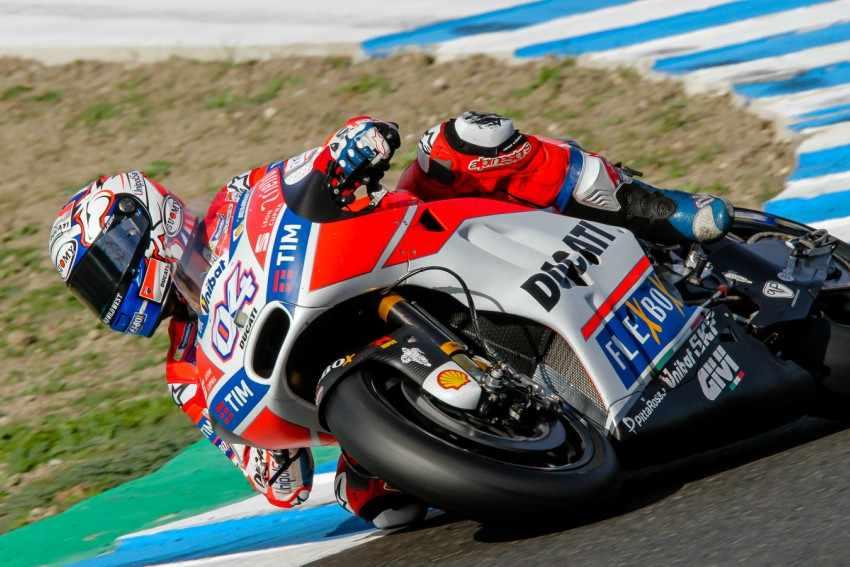 Test MotoGP Jerez 2018 - Andrea Dovizioso
