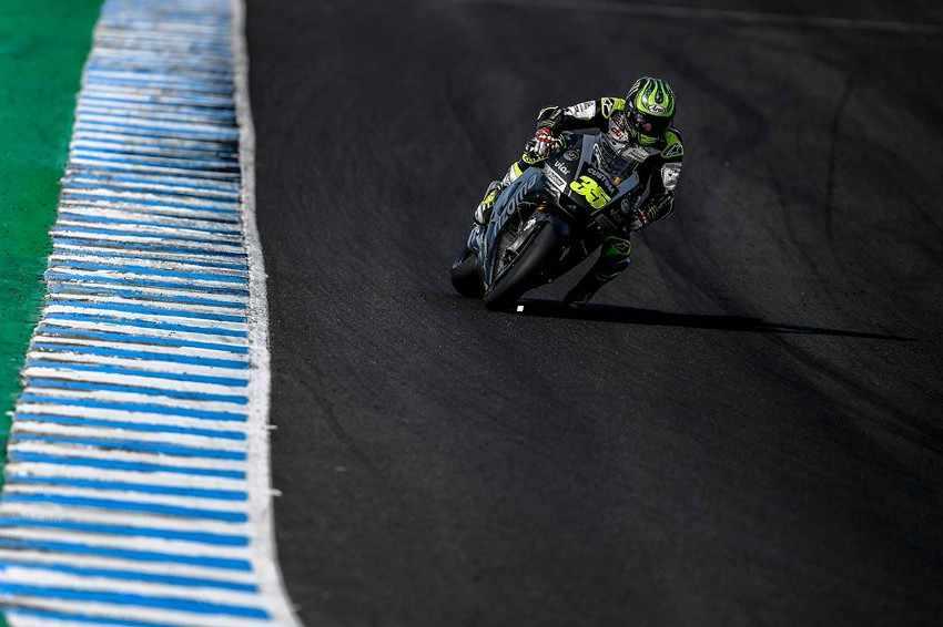 Test MotoGP Jerez 2018 - Cal Crutchlow