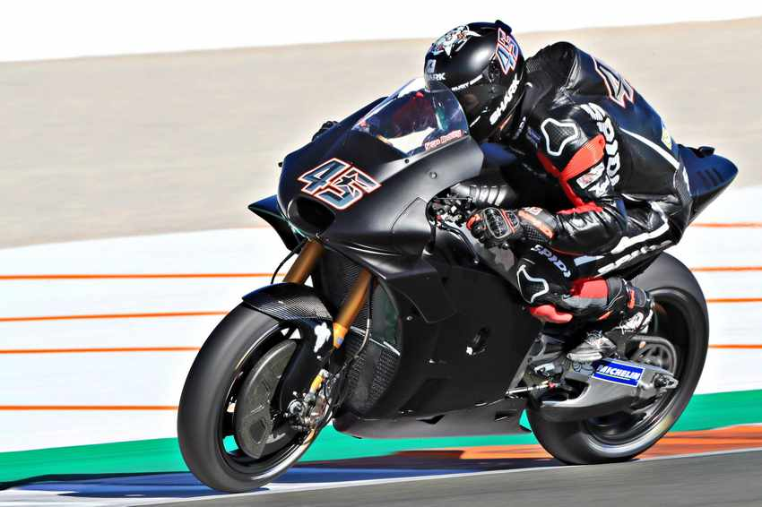 Test Valencia MotoGP 2018 - Scott Redding
