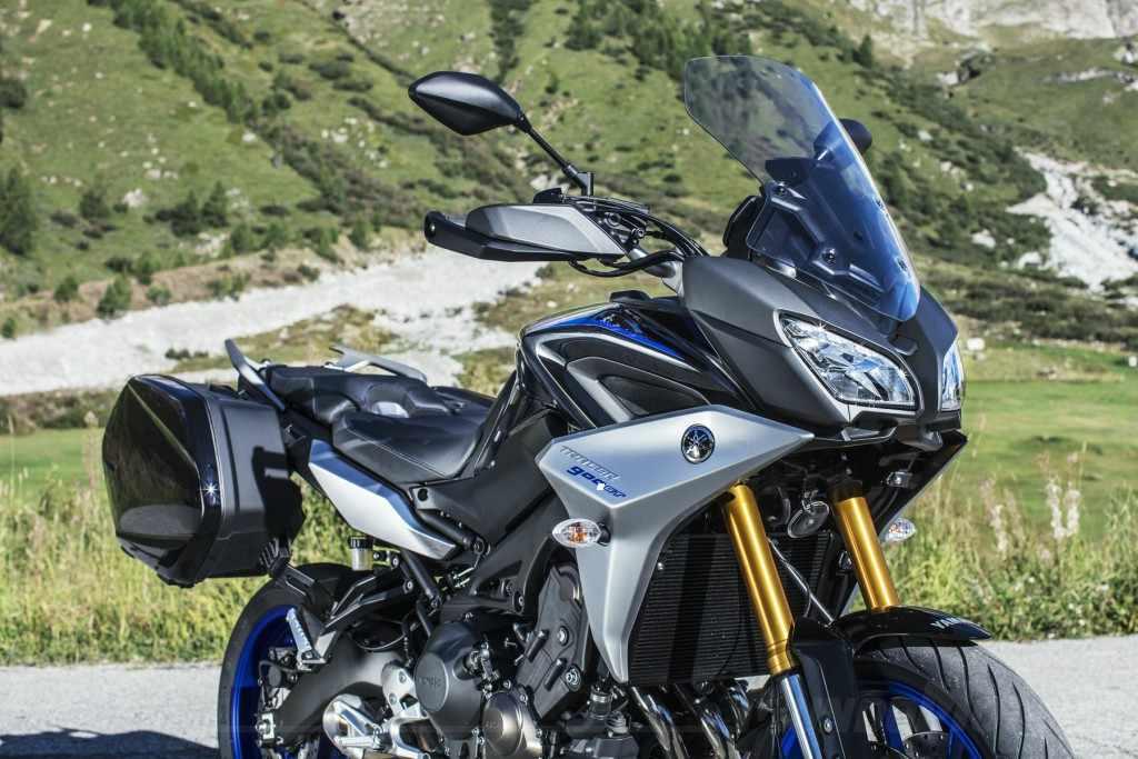 Novedades Motos Yamaha Tracer 900GT 2018