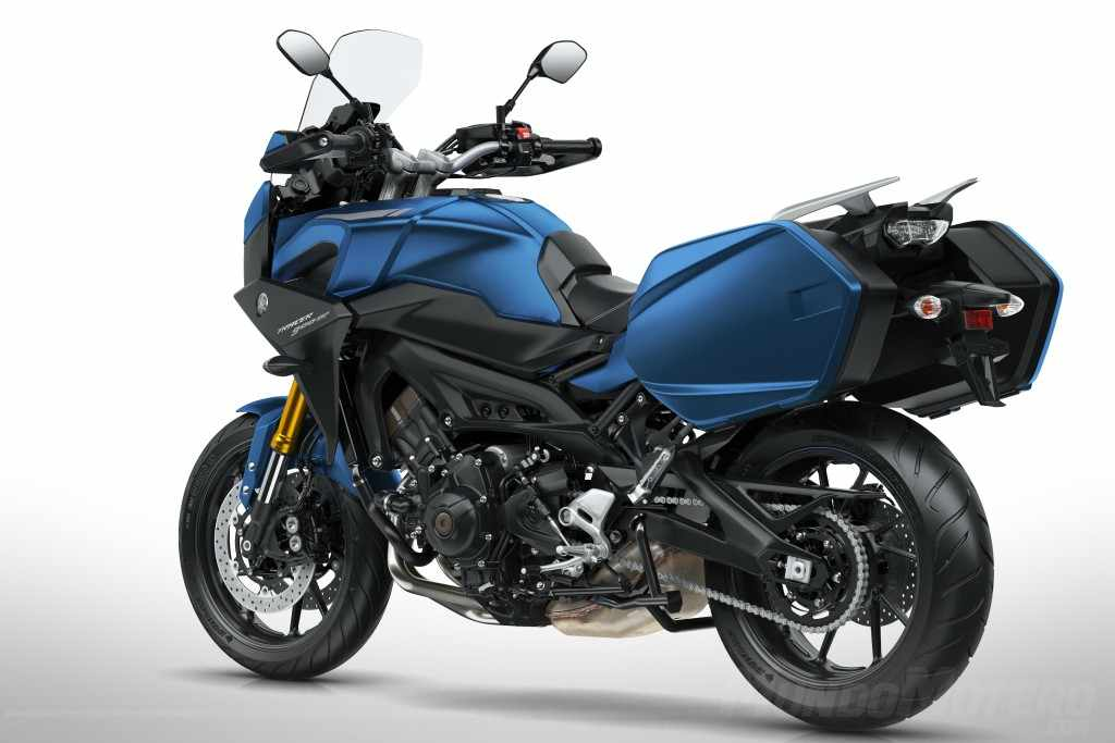 yamaha tracer 900gt 2018 precio ficha tecnica y opiniones. Black Bedroom Furniture Sets. Home Design Ideas