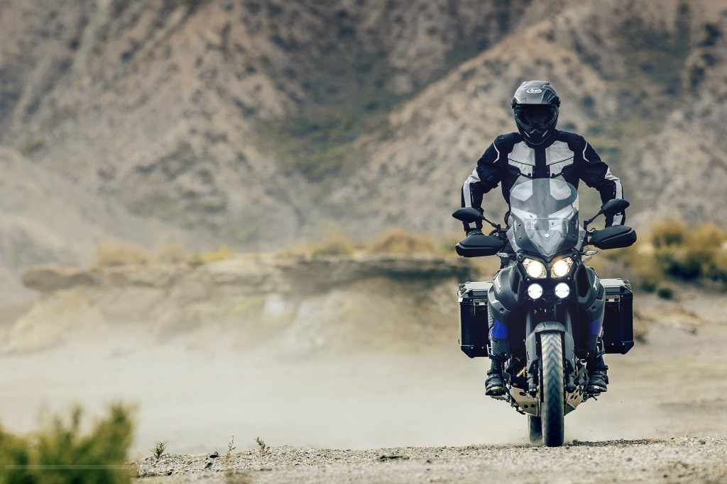 Novedades Motos Trail Yamaha XT1200ZE Super Tenere Raid Edition