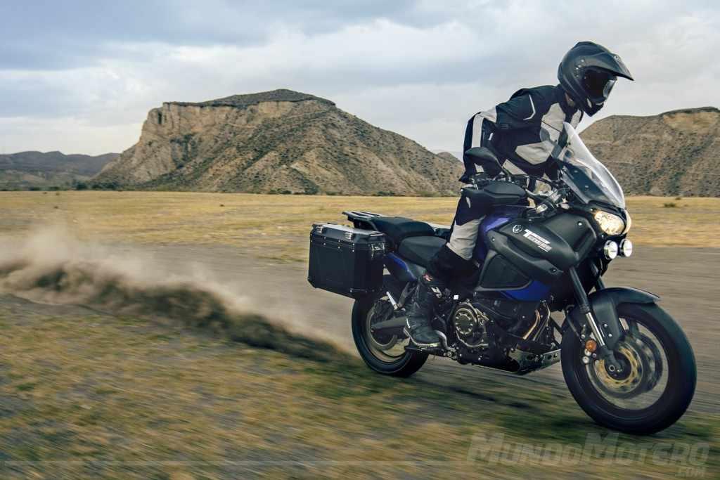 Novedades motos Yamaha XT1200ZE Super Tenere Raid Edition