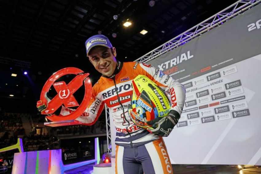 Mundial X-Trial 2018 Rd1 - Toni Bou se lleva la victoria en Vendée