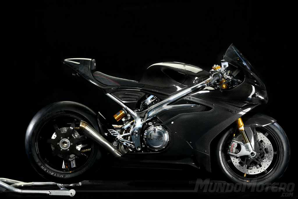 Novedades Motos Deportivas Norton V4 RR - SS