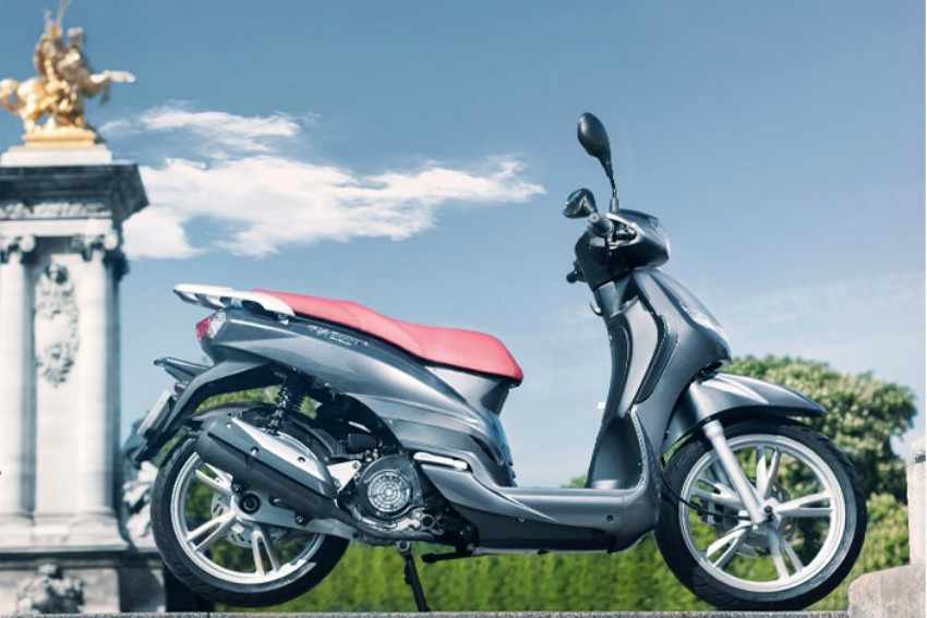 Novedades scooters Peugeot Tweet 125 ABS - RS