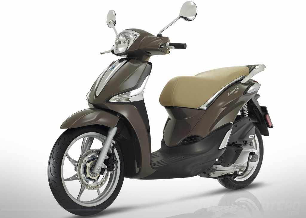 Piaggio New Liberty 125 I-GET
