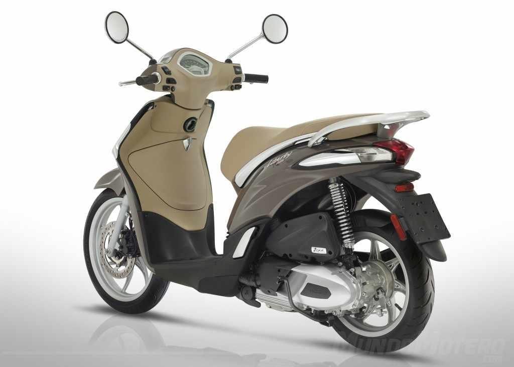 Piaggio Liberty 125 I Get S 2021 Precio Ficha Técnica Y Opiniones