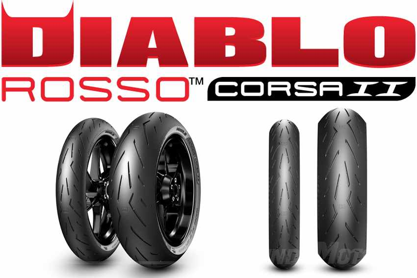 pirelli diablo rosso corsa ii neum tico de moto para. Black Bedroom Furniture Sets. Home Design Ideas