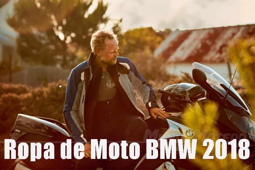 Ropa de Moto BMW 2018
