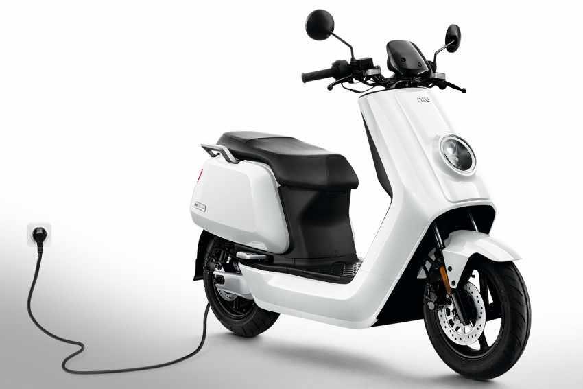 Scooters electricos NIU