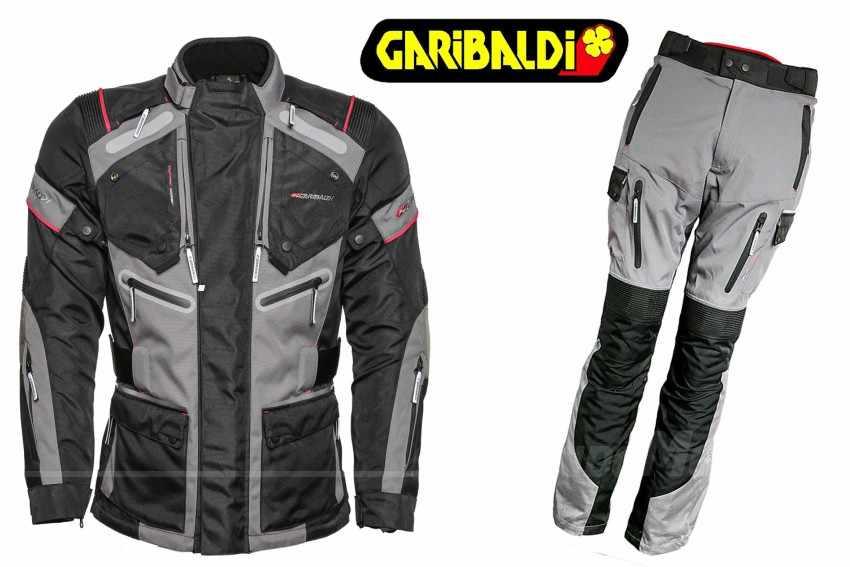 Traje de moto TOURLAND de Garibaldi