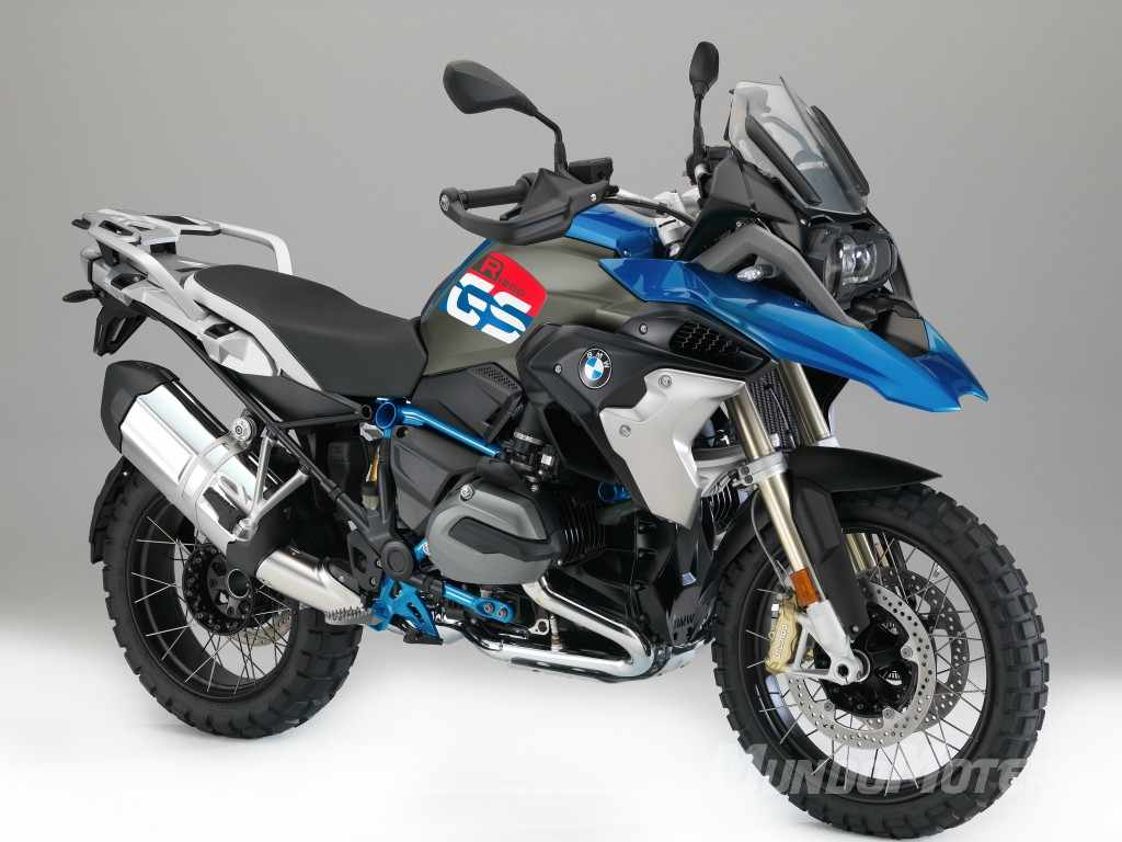 bmw r 1200 gs 2018 precio ficha tecnica y novedades. Black Bedroom Furniture Sets. Home Design Ideas