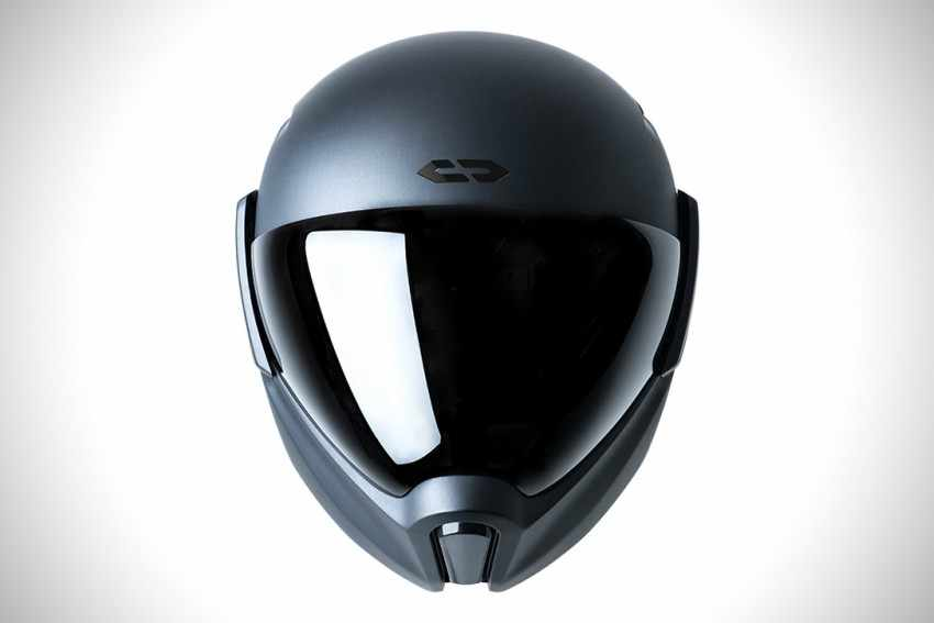 CrossHelmet X1 - El casco de moto del futuro