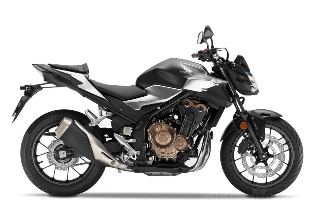 Precio Honda CB500F 2019