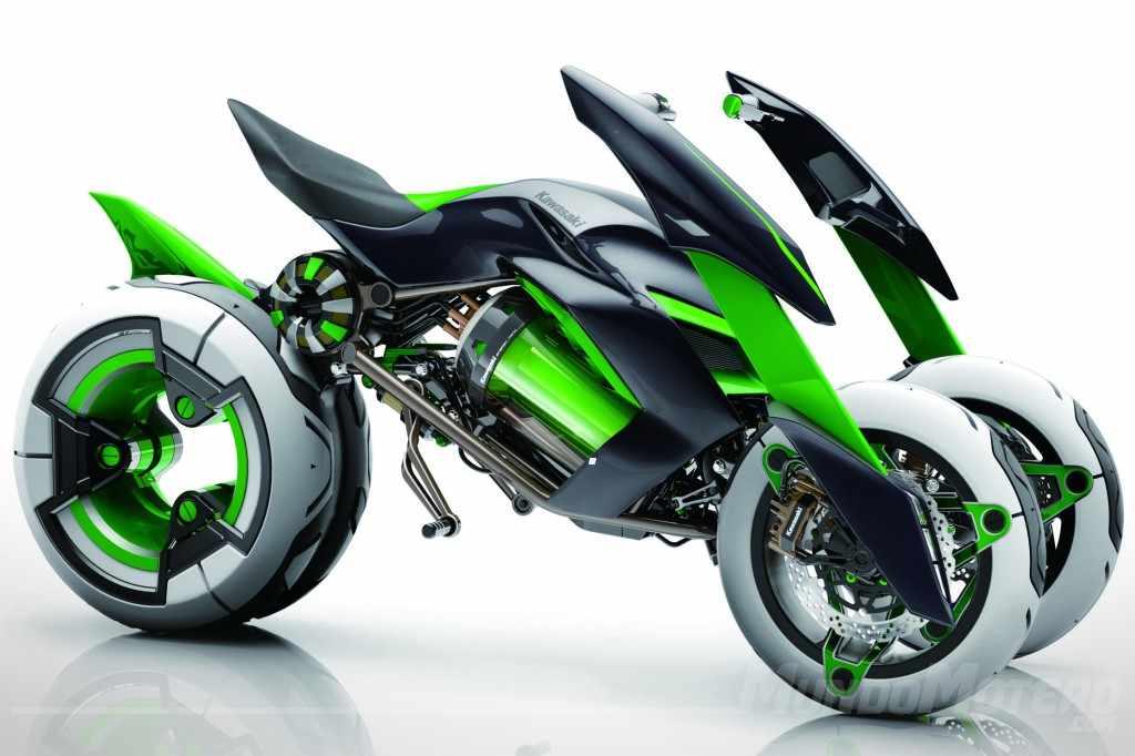 Kawasaki J concept 2013