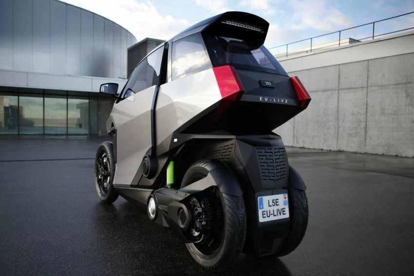 Peugeot Scooters L5e