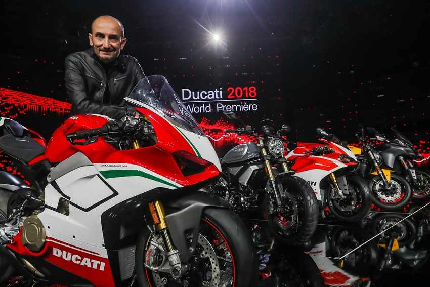 Ducati cierra 2017 en positivo y sigue creciendo en ventas