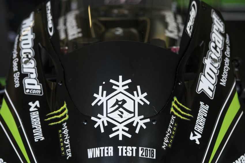 El Mundial de WSBK 2018 arranca los entrenamientos en Jerez