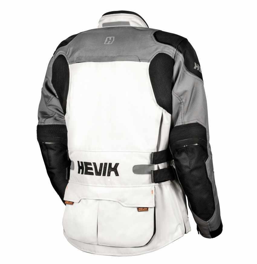 Chaqueta de moto Hevik Titanium