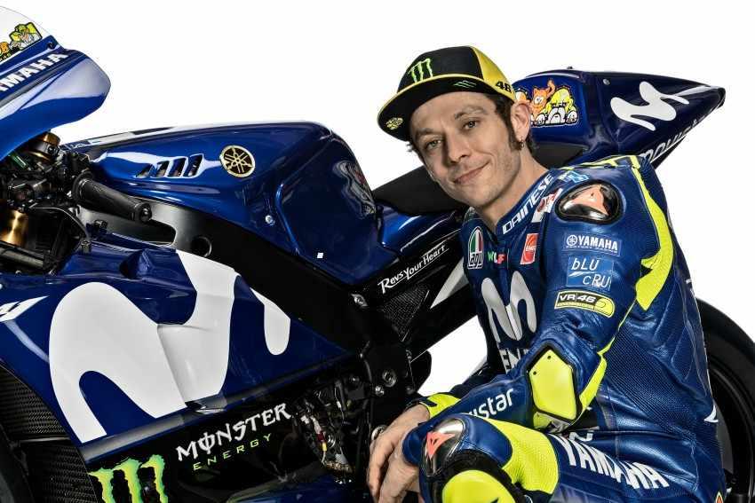 Valentino Rossi Equipo Yamaha MotoGP 2018