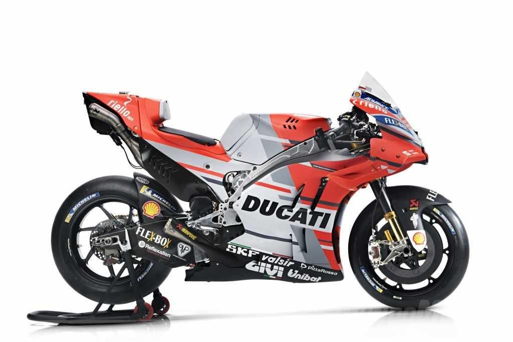 equipo Ducati MotoGP 2018