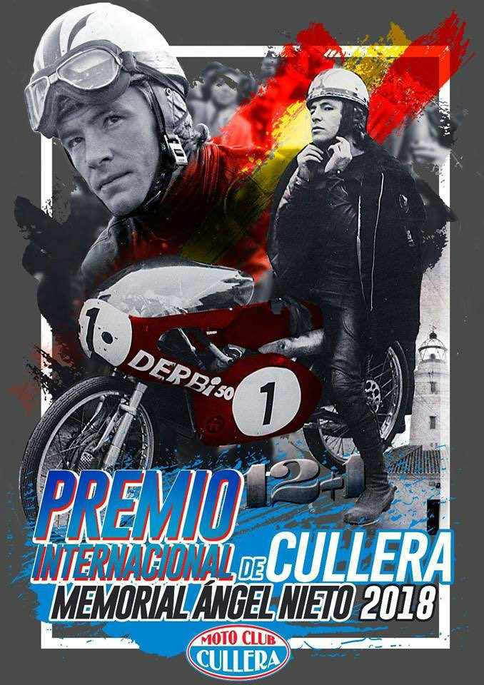 Premio Internacional de Cullera 2018 - Memorial Ángel Nieto