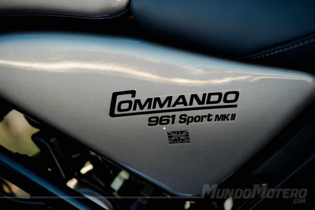 Prueba Norton Commando 961 MK II 2018