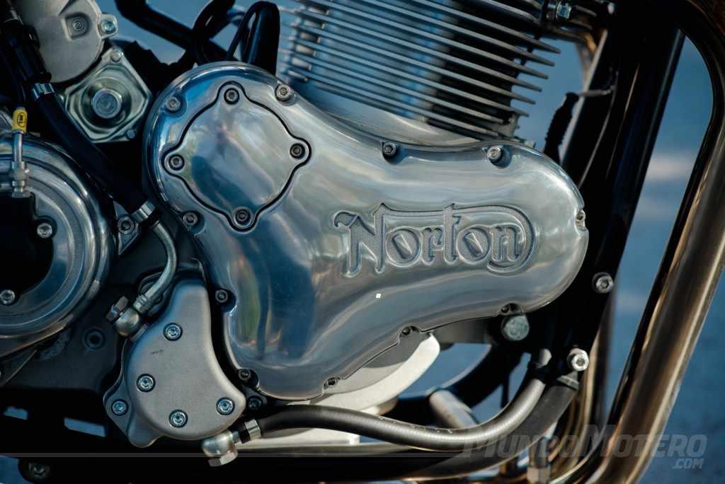 Prueba Norton Commando 961 MK II